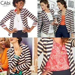 Cabi Cruise Jacket size 10 NWT